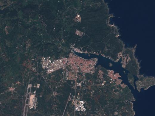 (Fotos) Así se ve Menorca estos días desde el cielo
