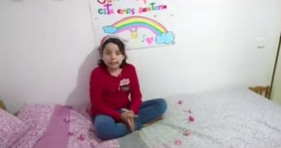 Captura de pantalla del vídeo.