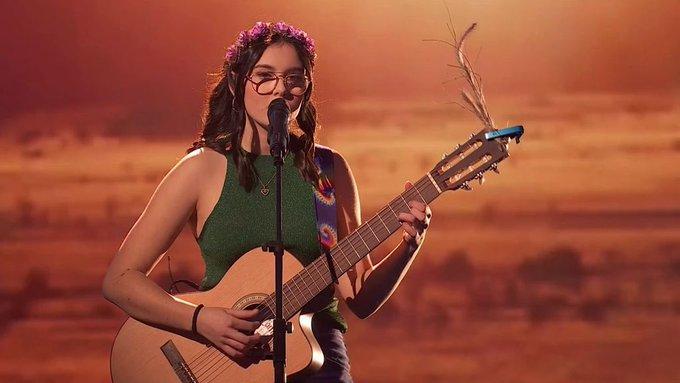 Chiara Oliver, en Got Talent.