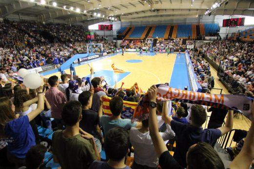 Panorámica del Pavelló Menorca (Foto: deportesmenorca.com)