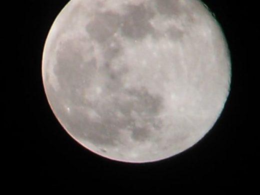 (Fotos) La superluna ilumina Menorca