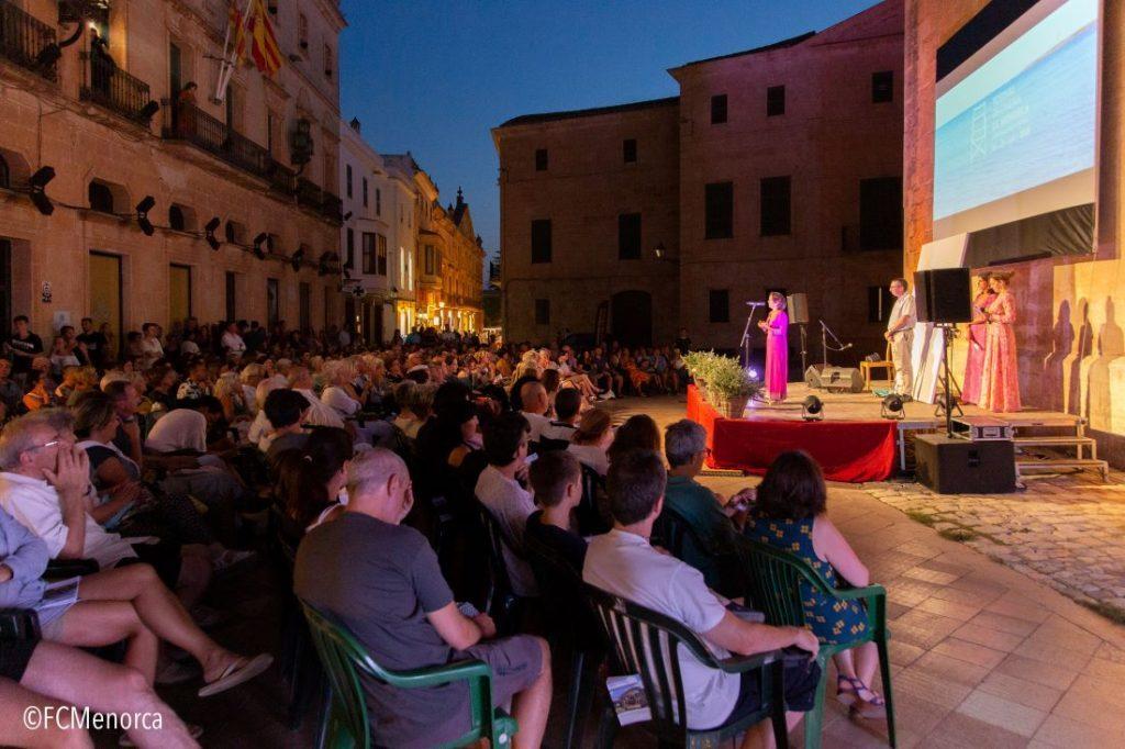 Imagen de una de las sesiones del Festival este año (Foto: FICME)