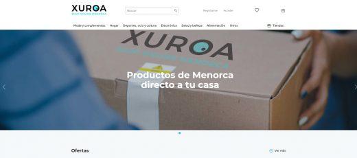 Xuroa, el marketplace de Menorca