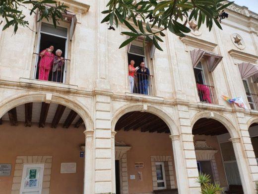En el Geriátrico de Ciutadella hay de momento una mujer afectada y 26 residentes han dado negativo en el test