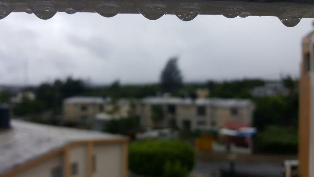 Cesan las lluvias.