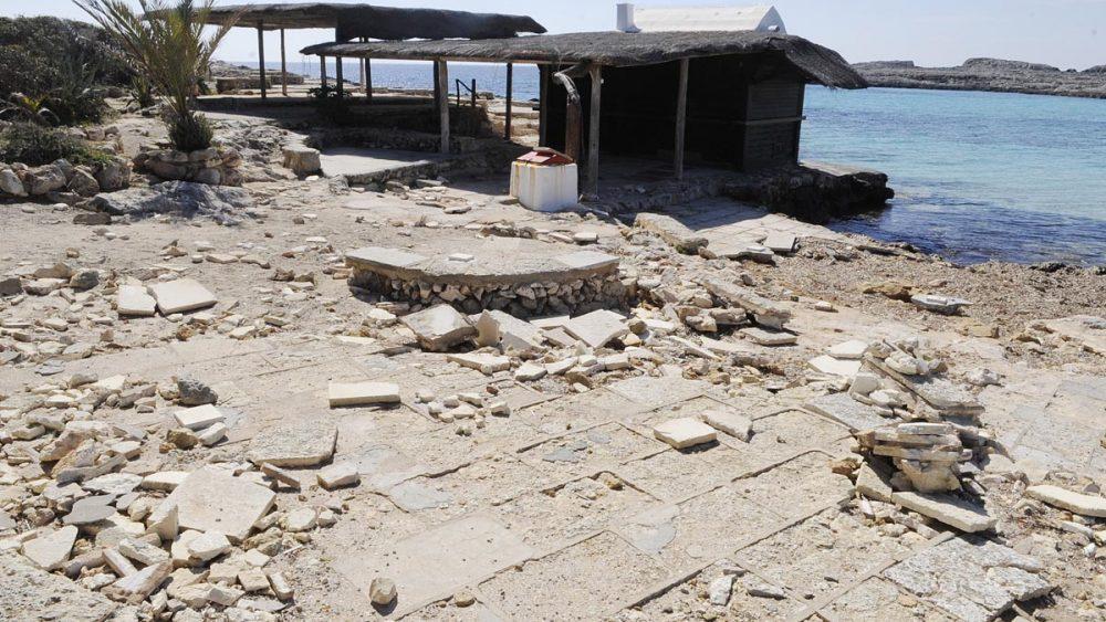 Playa de Binibeca.