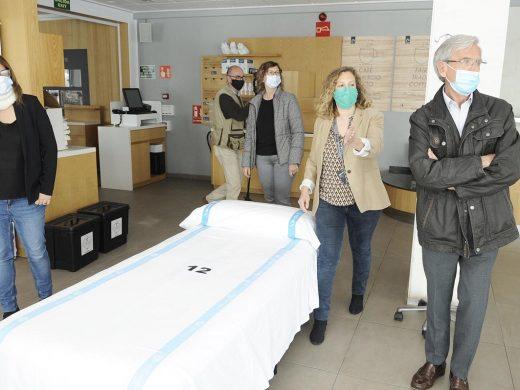El Hotel Artiem Carlos III dispondrá de 20 profesionales sanitarios y 52 camas