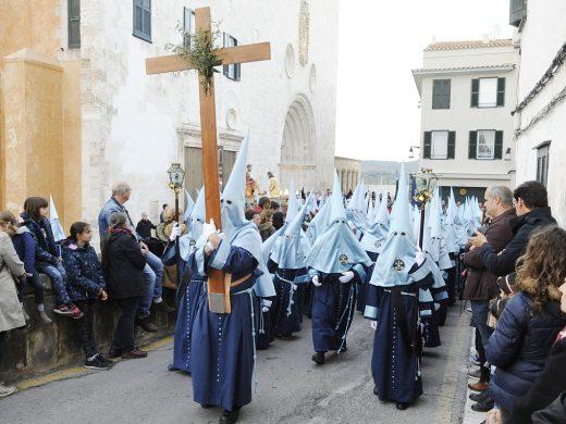 (Fotos) Ni Ramos ni Vía Crucis en 2020