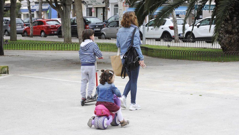 Toda la familia podrá pasear sin límites horarios