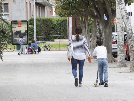 (Fotos) Los niños toman las calles de Menorca