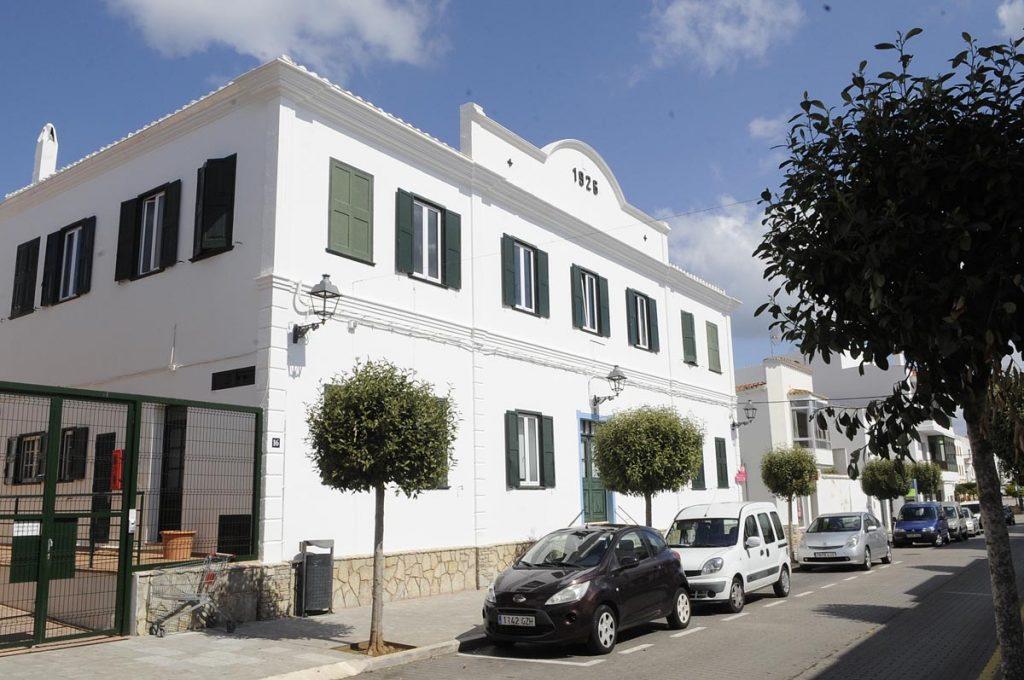 Residencia geriátrica de Es Mercadal (Foto: Tolo Mercadal)