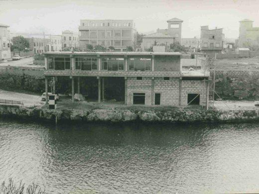 (Fotos) 50 años del edificio del Club Nàutic Ciutadella
