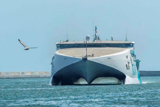 El buque Jaume III realizará la ruta entre Menorca y Mallorca