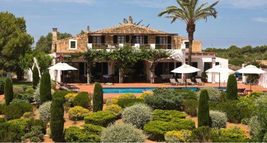 Hotel rural Morvedra Nou en Ciutadella (Foto: Menorca biosfera)
