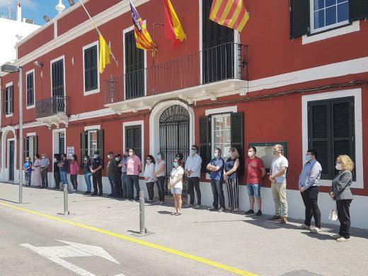 (Fotos) Menorca, de luto por las víctimas del coronavirus