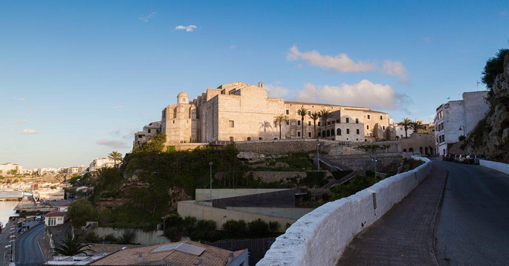 Imagen de Maó (Foto: Turismo de Menorca)