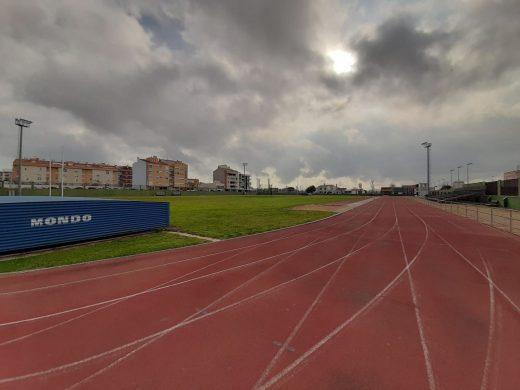 Imagen de la pista de atletismo de Maó (Foto: Ajuntament de Maó)