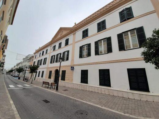 Imagen de la residencia geriátrica de Maó.