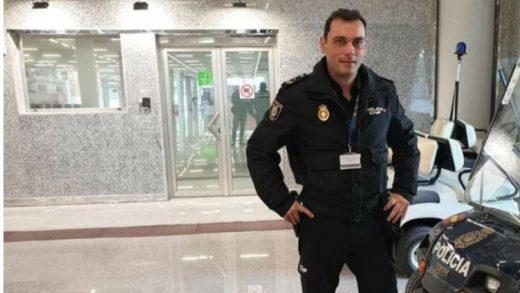 Manuel Pavón, tras la entrevista concedida a Mallorcadiario.com.