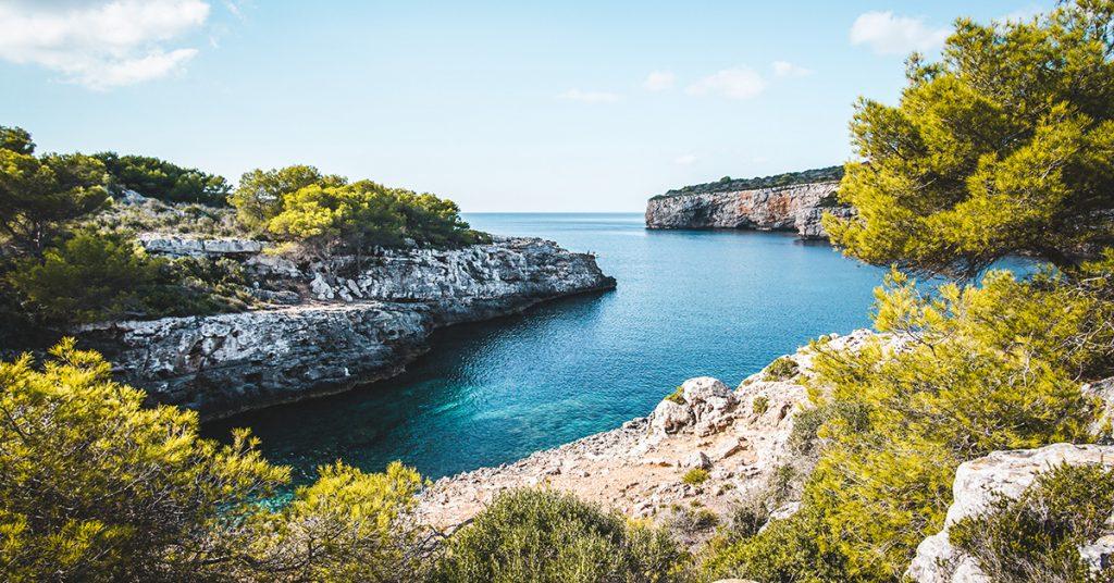 Se espera buen tiempo y cielos poco nubosos (Foto: Turismo Menorca)
