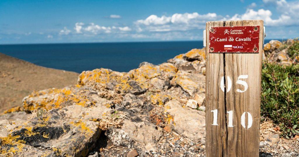 Un tramo del Camí de Cavalls (Foto: Turismo de Menorca)