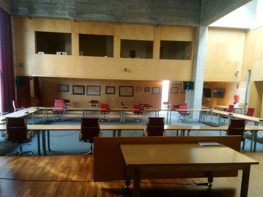 (Fotos) La nueva imagen del Pleno del Consell