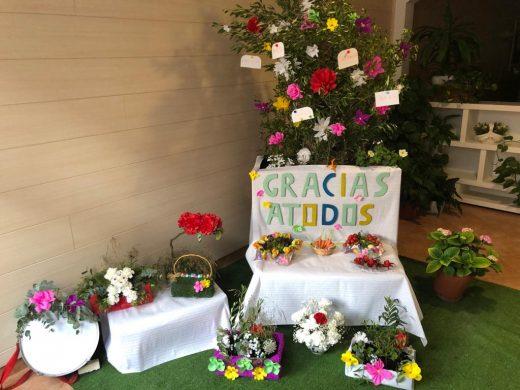 (Fotos) Las mejores galas florales villacarlinas