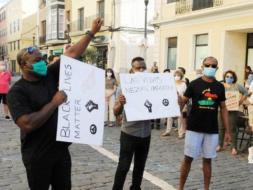 (Fotos) Clamor contra el racismo