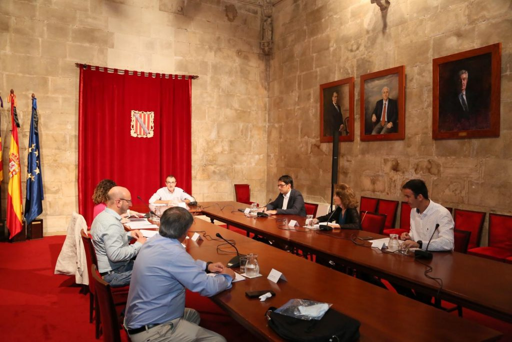 Mesa de diálogo social.