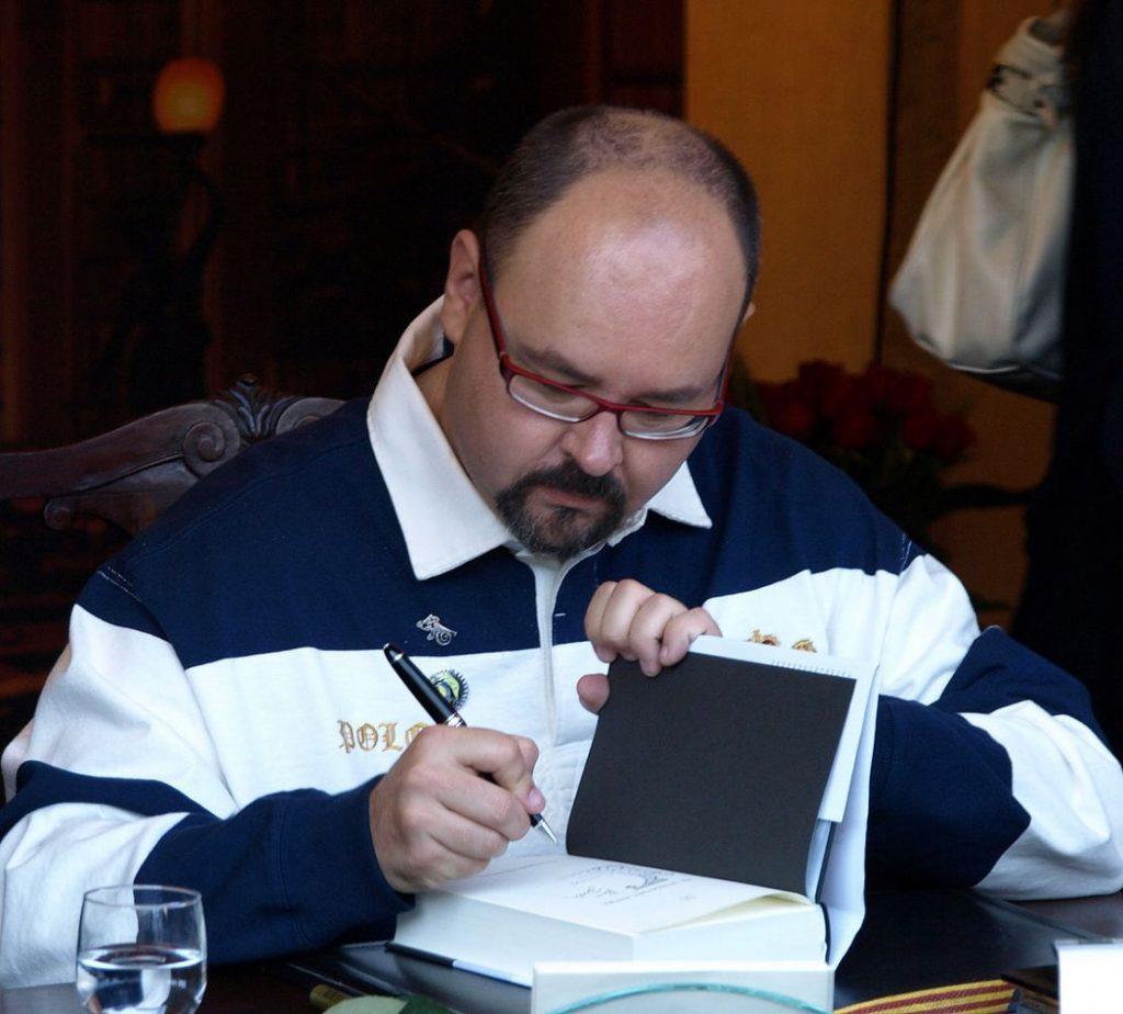 Carlos Ruiz Zafón (Imagen de Mutari)