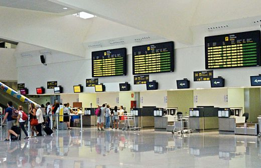 El aumento de los precios afecta a los no residentes en una isla dedicada al turismo