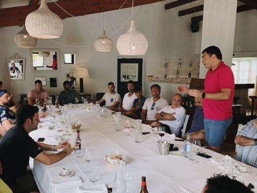 (Fotos) El Hestia Menorca despide la temporada
