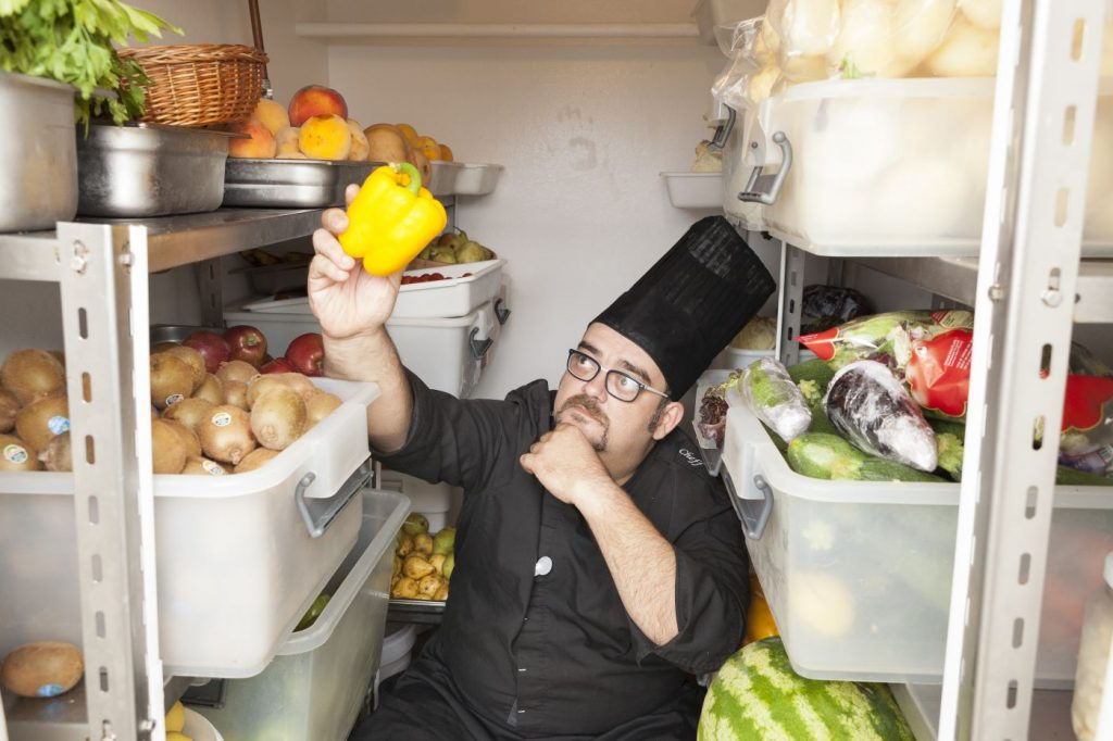 El chef Tomás Cano Folch