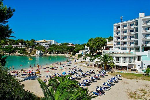 Imagen del Hotel Playa Santandria.