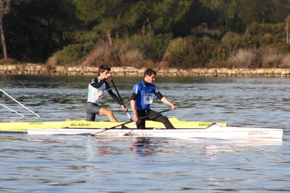 Imagen de archivo de un campeonato de Balears.
