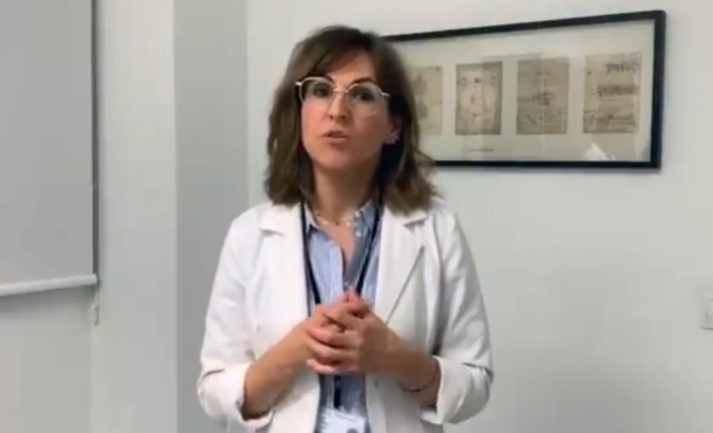 Tamara Contreras. directora médica del Hospital Mateu Orfila
