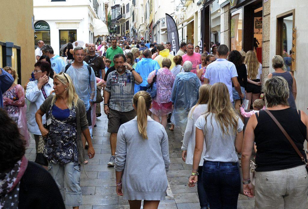 El turismo ha sido esencial para el aumento de la contratación