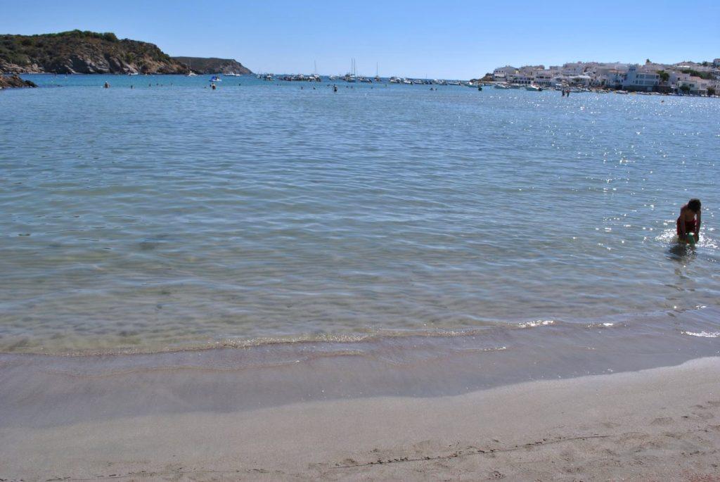 Un buen día veraniego en la isla