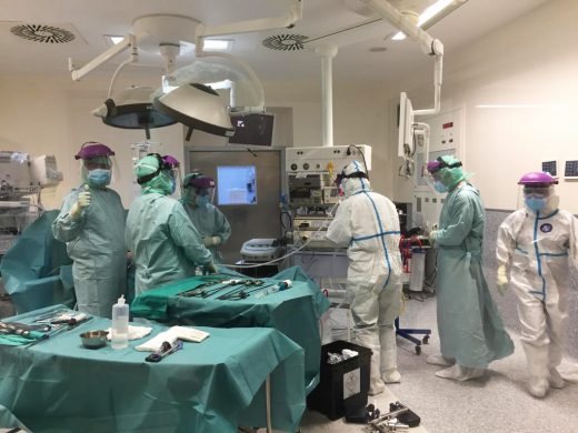 Se mantendrá toda la actividad quirúrgica (Foto: Quatre Vents)