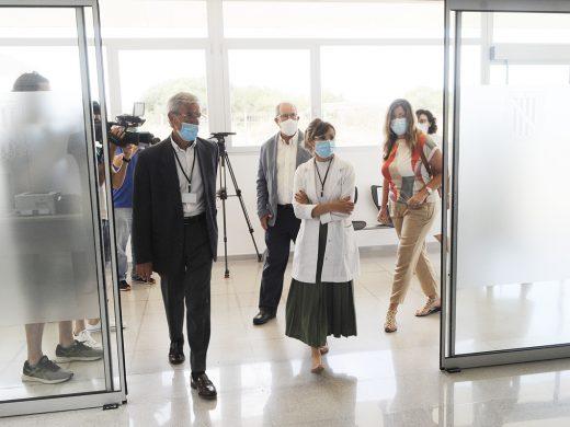 Nuevo gabinete de cirugía mayor ambulatoria en el Hospital Mateu Orfila