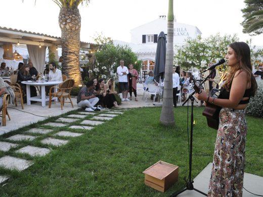 (Fotos) El verano empieza con música en Villa Blanca