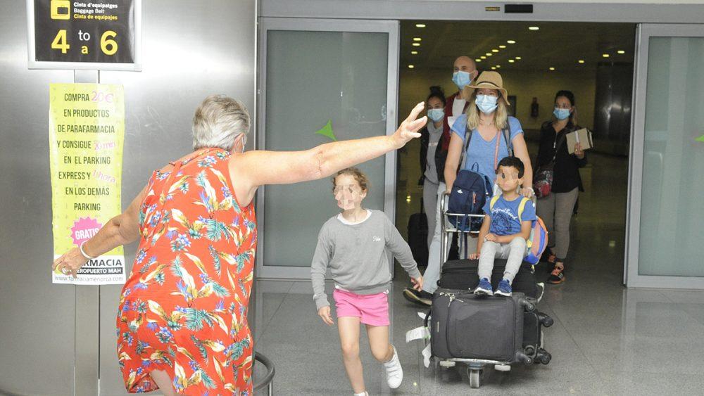 Poco a poco llegan las visitas a Menorca (Foto: Tolo Mercadal)