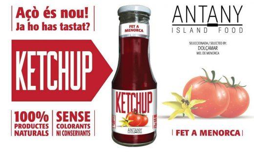 Imagen de la presentación de este original producto (Foto: Antany Island Food)