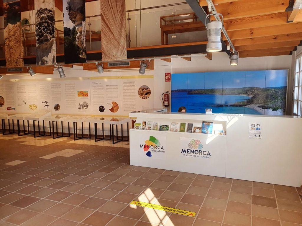 Centro de Geología de Menorca