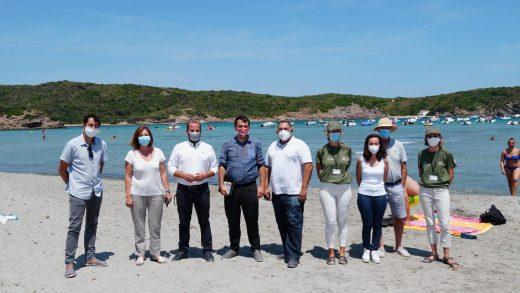 Educadores ambientales.
