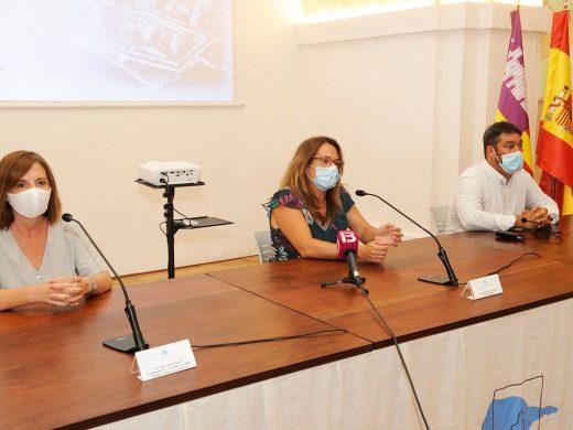 (Galería de fotos) El Llatzeret habilita una sala de congresos para 260 personas