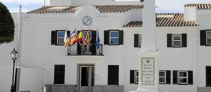 Ayuntamiento de Sant Lluís