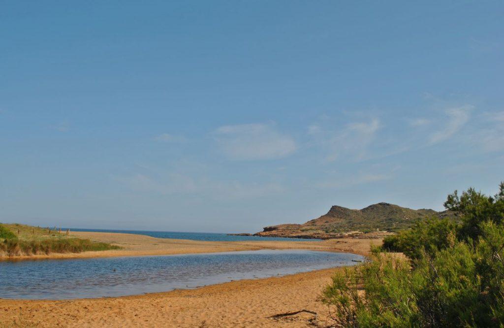 Binimel·là, al norte de Menorca (Foto: EA)