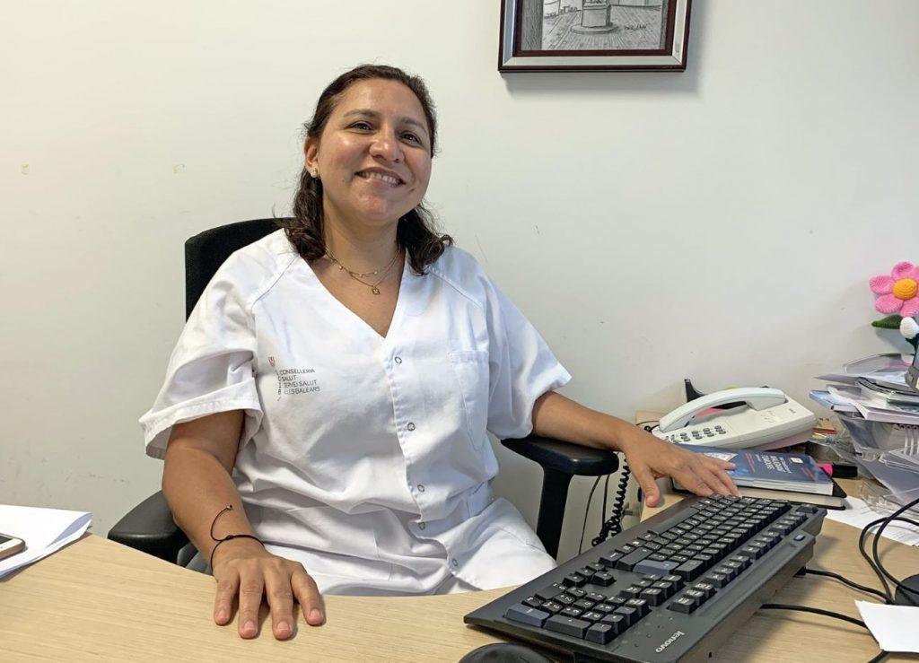 Doctora Verónica Pereira