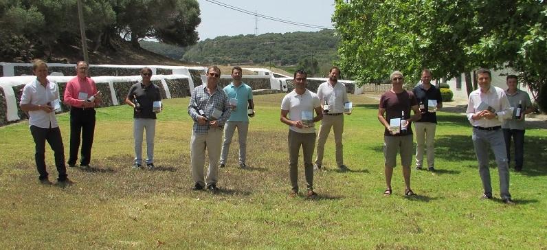 Imagen de la presentación de la guía (Fotos: Consell Insular)